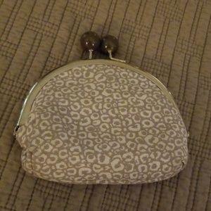 Thirty one coin purse